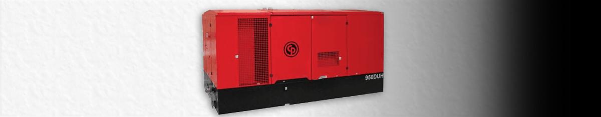 Compressores a Diesel de Alta Pressão